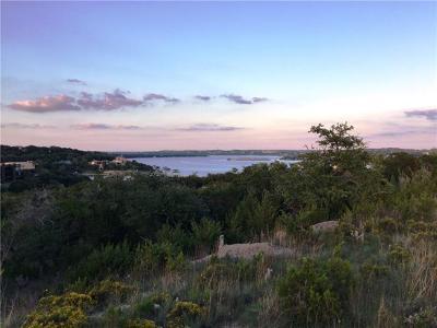 Lago Vista Residential Lots & Land For Sale: 18112 Cedar Sage Ct