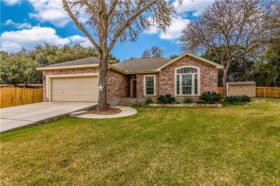Canyon Lake Single Family Home For Sale: 2446 Lakeview Dr