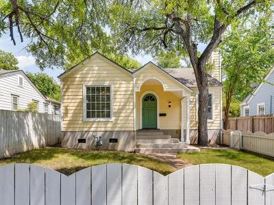 Austin Single Family Home For Sale: 1505 Newfield Ln