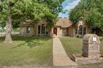 Bastrop TX Single Family Home For Sale: $279,500