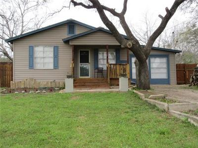 Jonestown Single Family Home Pending - Taking Backups: 11012 3rd St