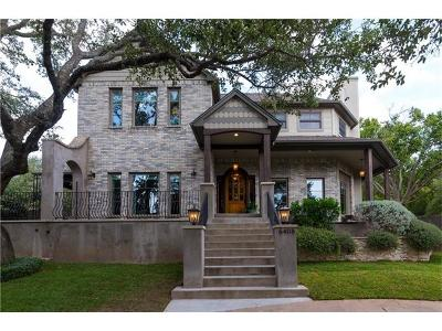 Travis County, Williamson County Single Family Home For Sale: 6408 Cerro Cv