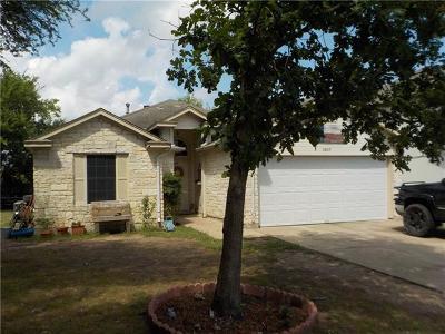 Lockhart Single Family Home For Sale: 2603 Highcloud Dr