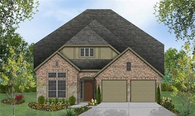 Round Rock Single Family Home For Sale: 7961 Massa Dr