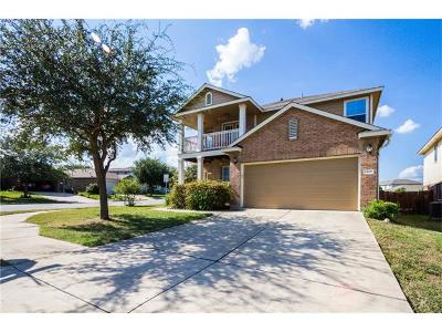 Pflugerville Single Family Home For Sale: 1400 Orange Spice Ct