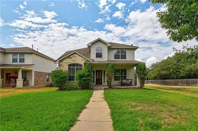 Round Rock Single Family Home For Sale: 3890 Mayfield Ranch Blvd