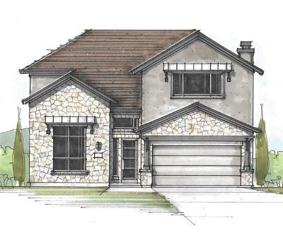 Cedar Park Single Family Home For Sale: 2923 Zelma Dr