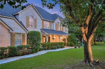 Bee Cave Single Family Home For Sale: 11707 Uplands Ridge Dr
