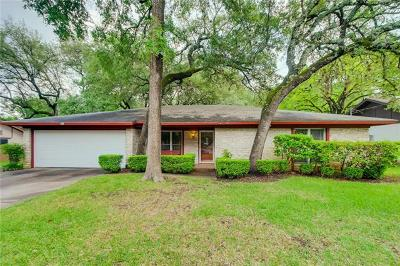Cedar Park Single Family Home Pending - Taking Backups: 1000 S Riviera Cir