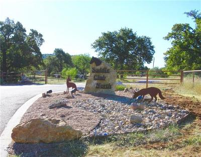 Burnet County Residential Lots & Land Pending - Taking Backups: 1313 Quarter Horse Cir