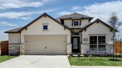 Leander Single Family Home For Sale: 2400 Low Branch Cv