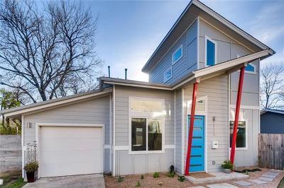 Travis County Single Family Home Pending - Taking Backups: 1711 Madison Ave #B