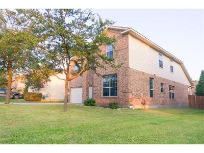 Georgetown Single Family Home For Sale: 2338 Caprock Pl