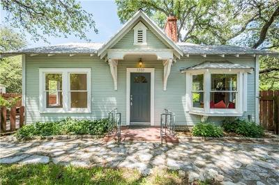 Austin Single Family Home Coming Soon: 1000 Bouldin Ave