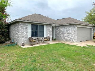 Leander Single Family Home Pending - Taking Backups: 1814 Southcreek Dr