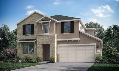 Pflugerville Single Family Home For Sale: 17205 Casanova Avenue