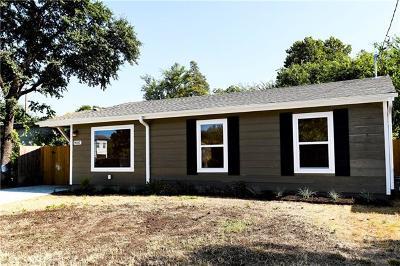 Austin Single Family Home For Sale: 4602 Munson St
