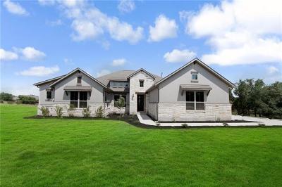 Liberty Hill Single Family Home For Sale: 209 Questa Trl