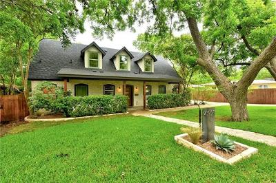 Austin Single Family Home Coming Soon: 4921 Bull Creek Rd