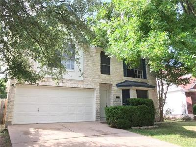Austin Single Family Home For Sale: 8715 Dandelion Trl