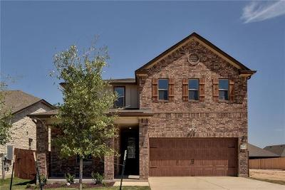 Pflugerville Single Family Home For Sale: 16502 Brogan Ln