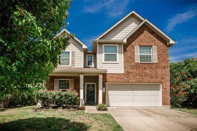 Kyle Single Family Home For Sale: 280 Bluestem St