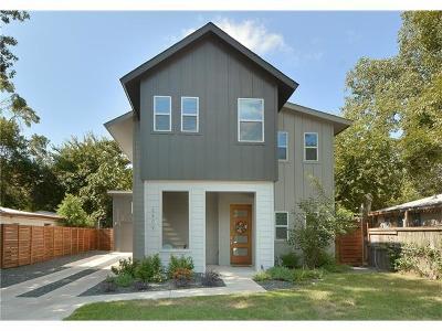 Austin Single Family Home Pending - Taking Backups: 2809 Castro St