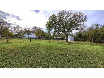 Cedar Park Residential Lots & Land Pending - Taking Backups: 3514 Roanoke Dr