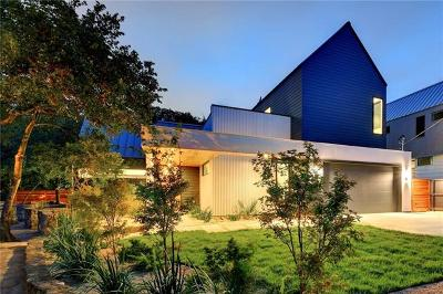 Austin Single Family Home For Sale: 406 W Milton St