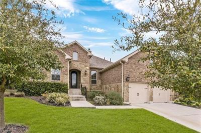 Austin Single Family Home For Sale: 8729 Ambrosia Dr