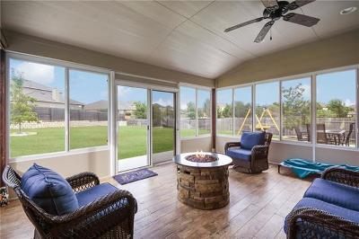 Round Rock Single Family Home For Sale: 4546 Miraval Loop