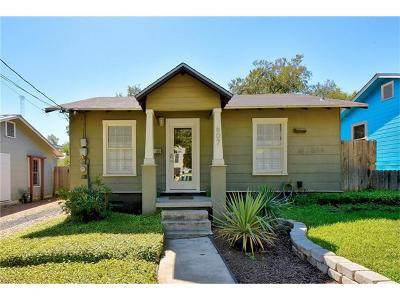 Travis County Single Family Home For Sale: 607 W Elizabeth St