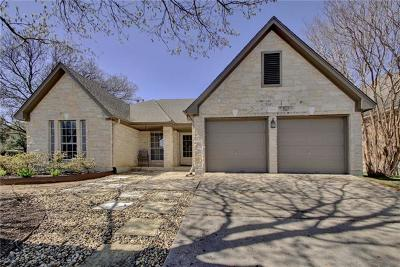 Travis County, Williamson County Single Family Home Pending - Taking Backups: 1700 Apache Trl