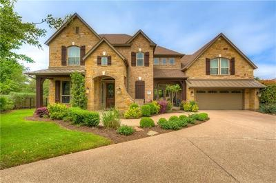 Austin Single Family Home For Sale: 700 Lakewood Hills Ter