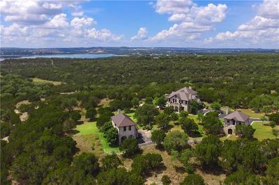 Lakeway TX Single Family Home For Sale: $2,500,000