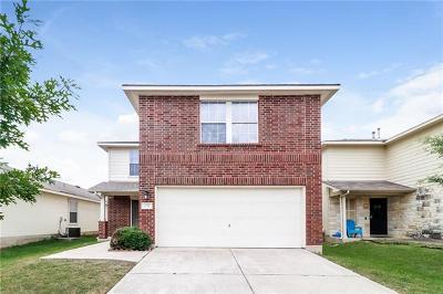 Buda Single Family Home For Sale: 229 Quarter Ave