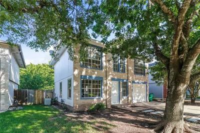 Pflugerville Single Family Home For Sale: 821 Smoke Signal Pass