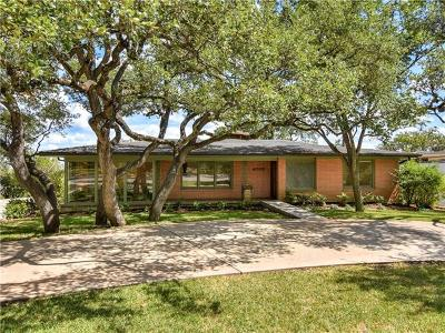 Austin Single Family Home For Sale: 4709 Crestway Dr