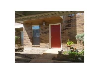 Austin TX Condo/Townhouse For Sale: $155,000