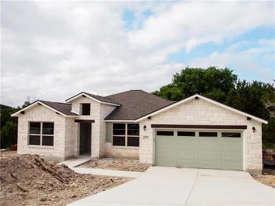 Lago Vista Single Family Home For Sale: 20101 N Bryan Cv