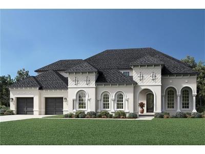 Leander Single Family Home Pending: 2116 Milan Meadows Dr