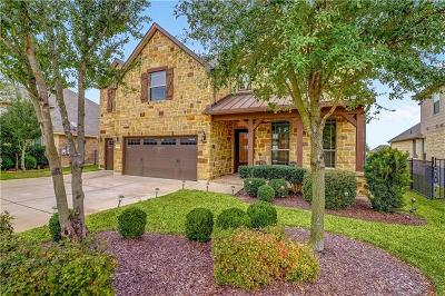 Round Rock Single Family Home Pending - Taking Backups: 4527 Cervinia Dr