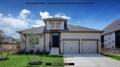 Manor Single Family Home For Sale: 11912 Emerald Springs Ln