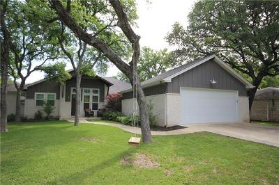 Burnet County Single Family Home For Sale: 615 Highland Dr