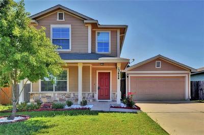 Manor Single Family Home Pending - Taking Backups: 13424 Briarcreek Loop