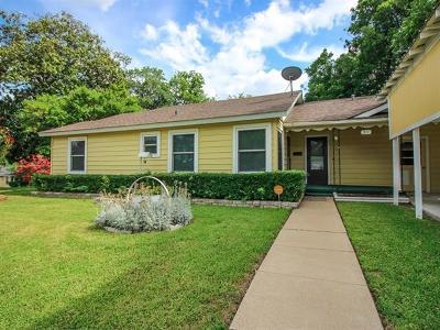 Temple Single Family Home Pending - Taking Backups: 211 E Oakland Ave