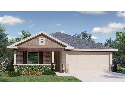 Pflugerville Single Family Home For Sale: 18428 Cuyahoga Dr
