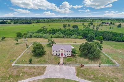 Cedar Creek Farm For Sale: 187 N Cedar Creek Dr