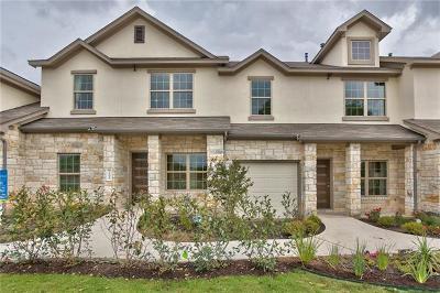 Austin Condo/Townhouse For Sale: 1403 Bedlington Ln