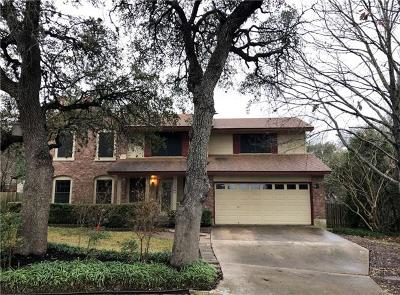 Austin Single Family Home For Sale: 11940 Meadowfire Dr